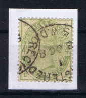 Great Britain SG  192 Used  1883 Yvert 81 - Gebruikt