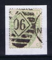 Great Britain SG  193 Used  1883 Yvert 82 - Gebruikt