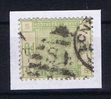 Great Britain SG  194 Used  1883 Yvert 83 - Gebruikt