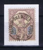 Great Britain SG  207 Die I  Used  1887 Yvert 99 - Used Stamps