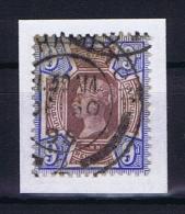 Great Britain SG  209 Used 1887 Yvert 101 - Gebruikt