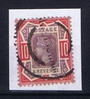Great Britain SG  210  Used  1887 Yvert 102 - Gebruikt