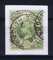Great Britain SG  211  Used  1887 Yvert 103 - Gebruikt