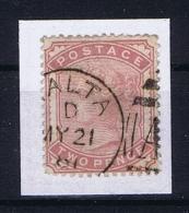 Malta: Stamp Of Great Britain Used SG Z 93 Nice Cancel - Malta (...-1964)