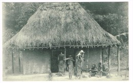 """Malades à L'hôpital De St Trudon (Scheut) - Slaapzieken In Het Hospitaal Van St Trudo"" - Congo Belge - Autres"