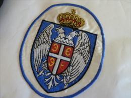 SERBIEN SERBIA   VRS - Stoffabzeichen