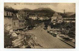 CP , 63 , LA BOURBOULE , Boulevard Maréchal Foch - La Bourboule