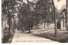 LOUVECIENNES  MARLY     Côte Du Cœur Volant Trianette - Louveciennes