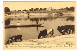"""""""Congo Belge - Mission Des Dominicaines-Missionnaires De Fichermont à Niangara - Haut Uélé"""" - Belgian Congo - Other"""