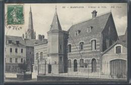- CPA 76 - Harfleur, L'hôtel De Ville - Harfleur