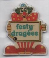 Festy Dragées , Clown - Food