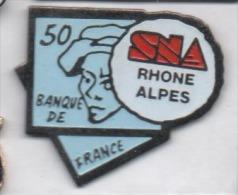 Banque De France , SNA Rhônes Alpes - Banken