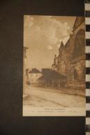 CP, Arts, Peinture, Musée Du Luxembourg Albert Gosselin Nocturne N°712 Edition ND - Peintures & Tableaux