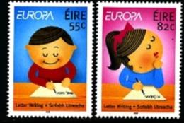IRELAND/EIRE - 2008  EUROPA  SET  MINT NH - 1949-... Repubblica D'Irlanda