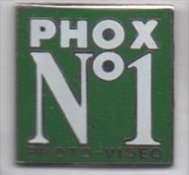 Beau Pin´s En EGF , Photo , Phox N°1 - Fotografie