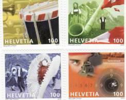 2010 Svizzera - Usi E Costumi Della Svizzera - Nuovi