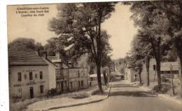 45 Chatillon Sur Loire. Quartier Du Port - Chatillon Sur Loire