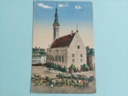 TALLINN - Raekoda - Estonie