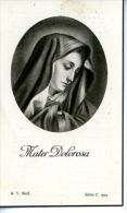 Doodsprentje Maria Josephina Vits (1878 - 1951) - Religion &  Esoterik