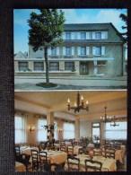 "Villers-Bocage , Hotel Restaurant ""des 3 Rois "" - Otros Municipios"