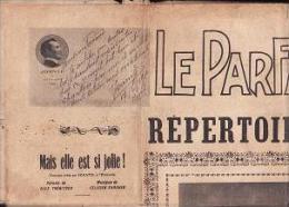 Répertoire  Joanyd Le Parfait Chanteur - Musique & Instruments