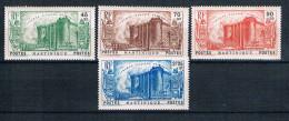 MARTINIQUE      Série Révolution N° 7170* 174* (manque 173) - Martinique (1886-1947)