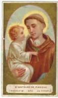 "IMAGE PIEUSE RELIGIEUSE : "" Saint Antoine De Padoue "" - Imágenes Religiosas"