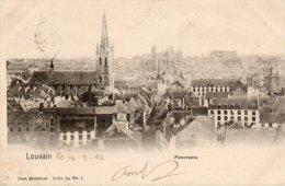 Leuven - Panorama - Leuven
