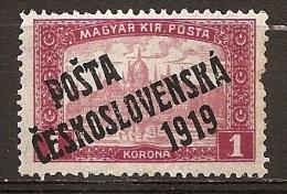 MK--2482              Yvert   90* - Cecoslovacchia