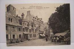 ROSCOFF  --- La  Maison Gaillard Et Le Grand Hotel Des Bains - Roscoff