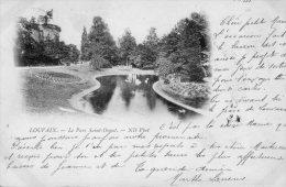 Leuven - Le Parc Saint Donat - Leuven