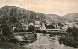 MAENTWROG FROM RIVER - NORTH WALES - Unused Printed Postcard In Good Condition - Wales