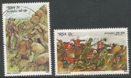 South Africa. 1981 Centenary Of Battle Of Amajuba. Used Complete Set - South Africa (1961-...)