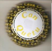 PLACA DE CAVA CAN QUETU (CAPSULE) Viader:24100 - Placas De Cava