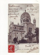Cpa  Dijon   La Synagogue - Dijon
