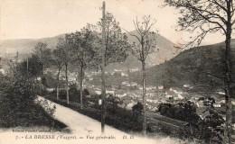 88 - Vosges  - La Bresse - Vue Générale - Sonstige Gemeinden