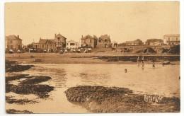 85 - CROIX DE VIE - La Pelle à Porteau - Ed. Raymond Bergevin N° 17926 Sépia - Saint Gilles Croix De Vie