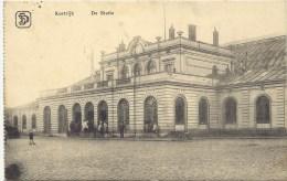 KORTRIJK - Courtrai - De Statie - SD Uitgave - Kortrijk