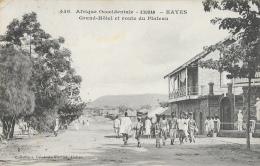 Afrique Occidentale - Soudan - Kayes - Grand-Hôtel Et Route Du Plateau - Sudan
