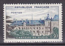 N° 1255 Château De Blois: - France