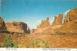 Utah - Park Avenue - Arches National Monument - Autres
