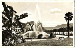 Lugano - Giardini Pubblici - TI Tessin