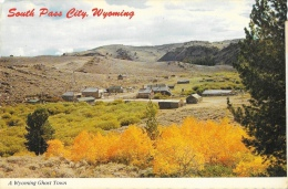 Wyoming WY - South Pass City, Le Sud De La Ville - A Wyoming Ghost Town - Other