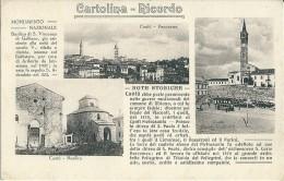 CANTU' (CO) - CARTOLINA RICORDO - VEDUTINE - F/P - N/V - Como