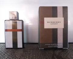 MINIATURE PARFUM - Burberry Eau De Parfum London - Miniatures Womens' Fragrances (in Box)