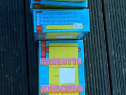 Minema - Meccano Cassette N° 42609 - Mickey Et Goofy Garagistes - Walt Disney - 1973 - Projecteurs De Films