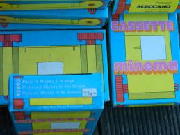 Minema - Meccano Cassette N° 42603 - Pluto Et Mickey à La Neige - Walt Disney - 1973 - Projecteurs De Films