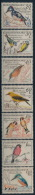 **Czechoslovakia 1959 Mi 1163-69 (7) Birds MNH - Ungebraucht