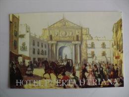 Postcard Postal Sevilha Hotel Puerta D Triana - Sevilla