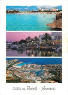 Cala En Bosch Menorca Spain Postcard Used Posted To England 2008 Nice Stamp - Menorca